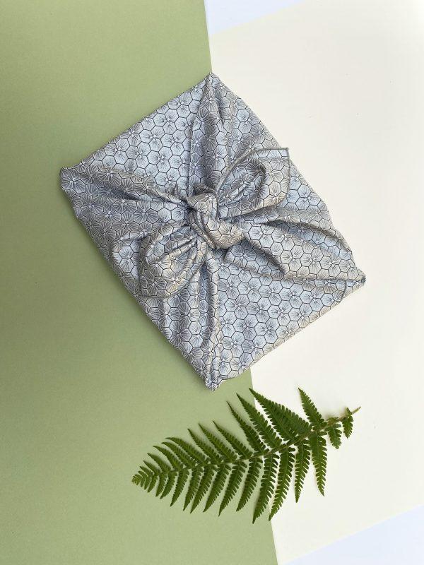 furoshiki emballage cadeau ecologique