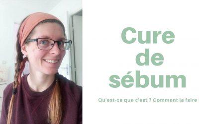 Confinement : Une cure de sébum improvisée !