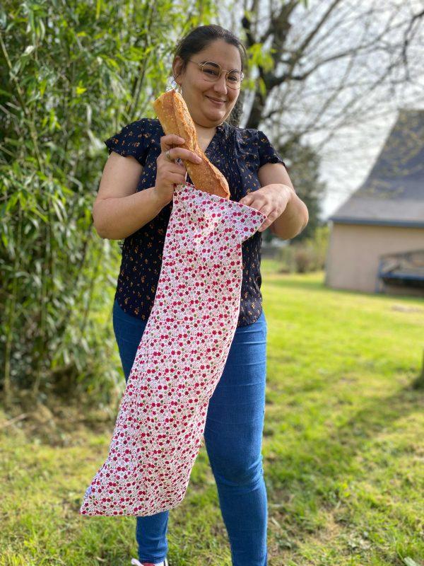 Sac à pain, baguette - sac pour tapis de yoga