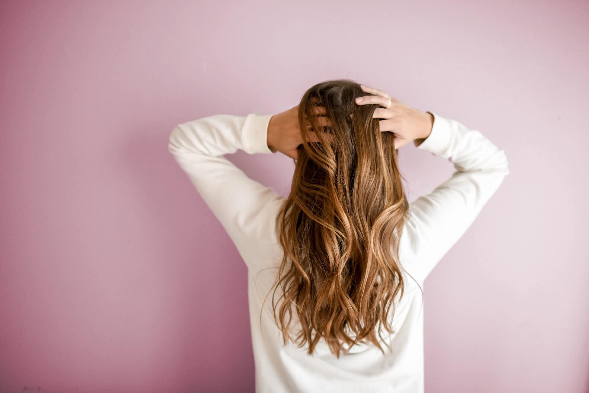 Beaux cheveux naturels