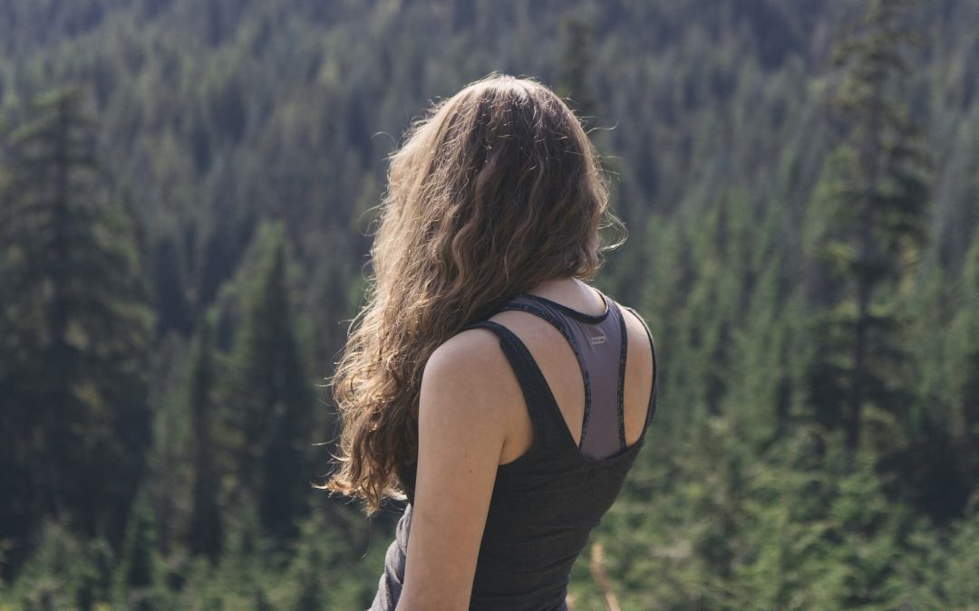 Bilan défi cheveux naturels – Avant / Après Cure de sébum