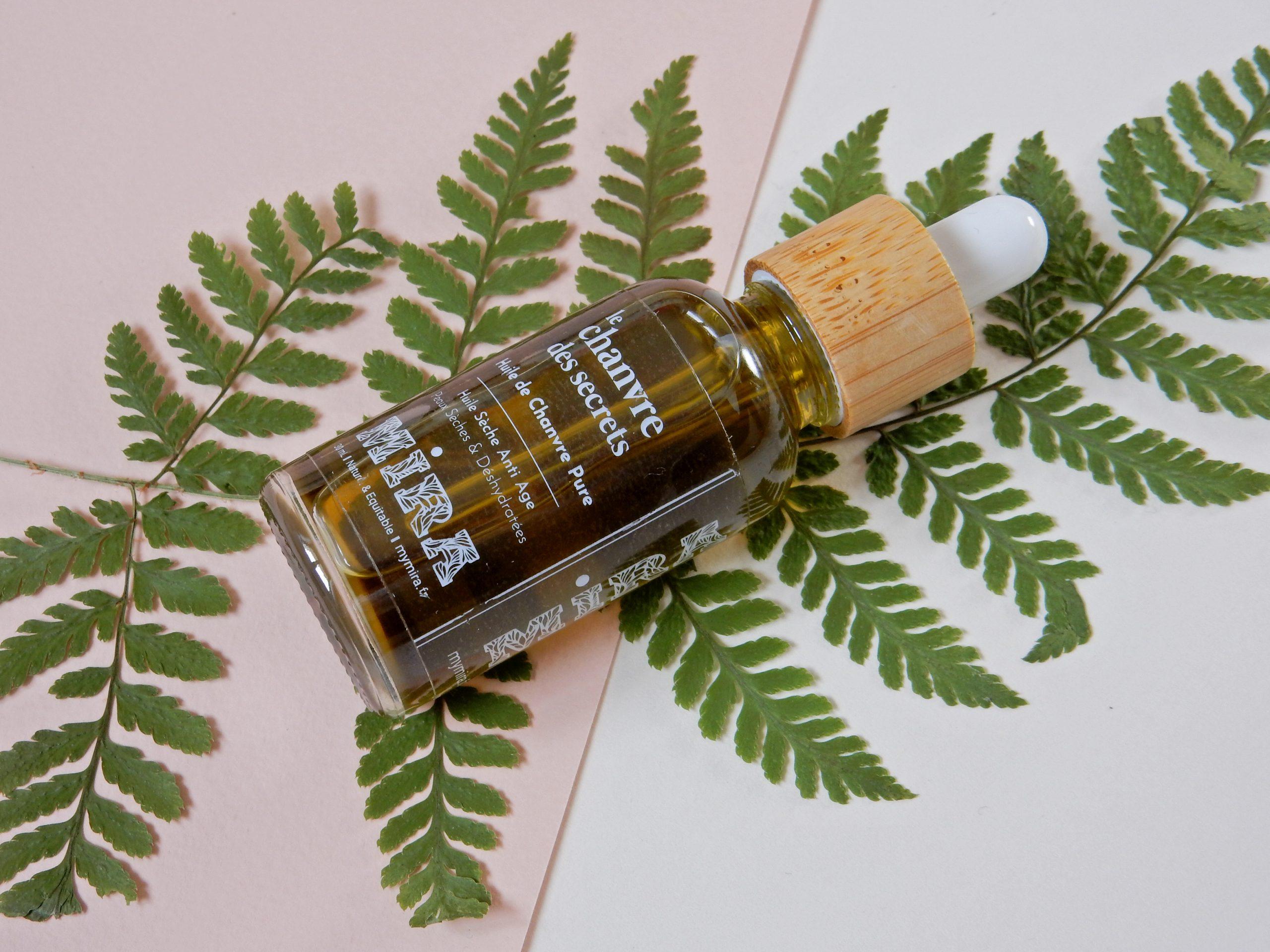 huile nourrissante cheveux