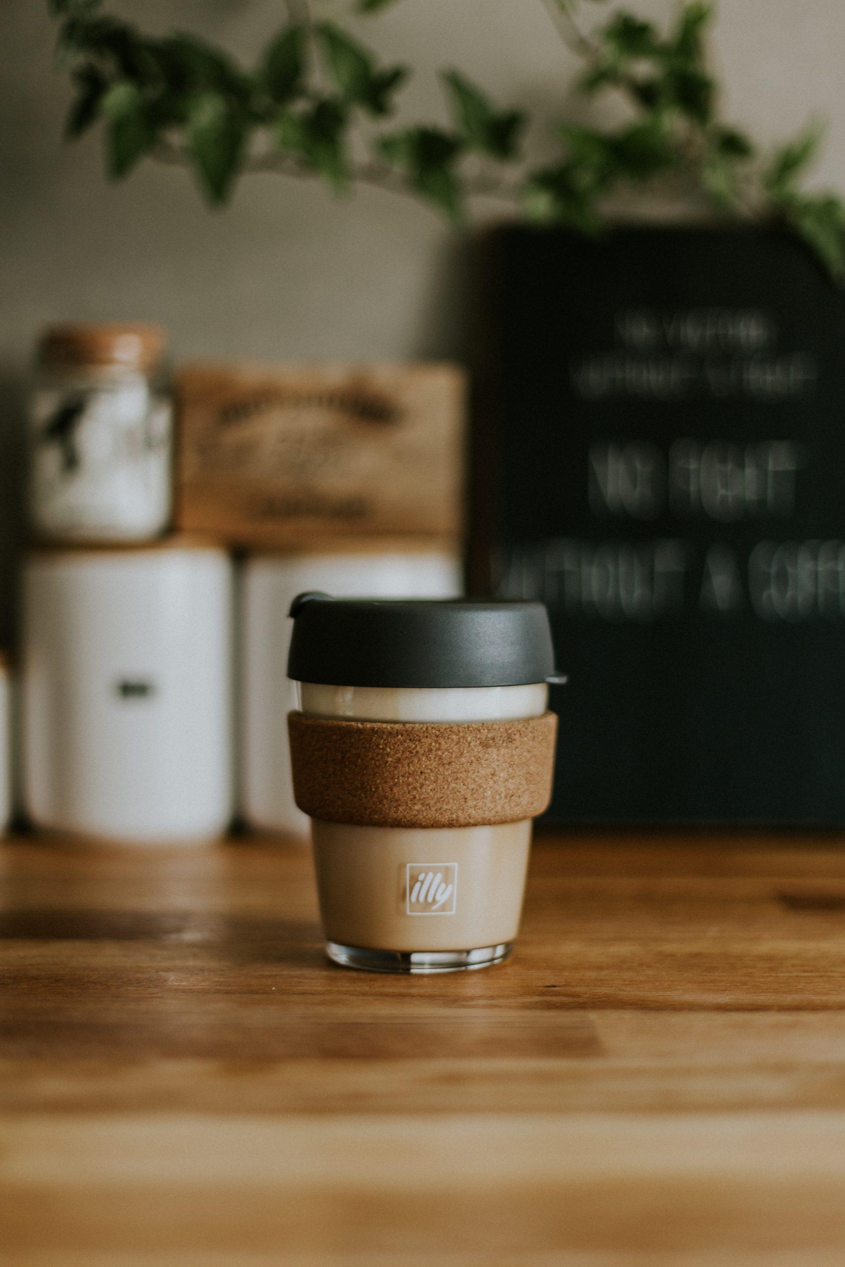 cafe a emporter - zero dechet