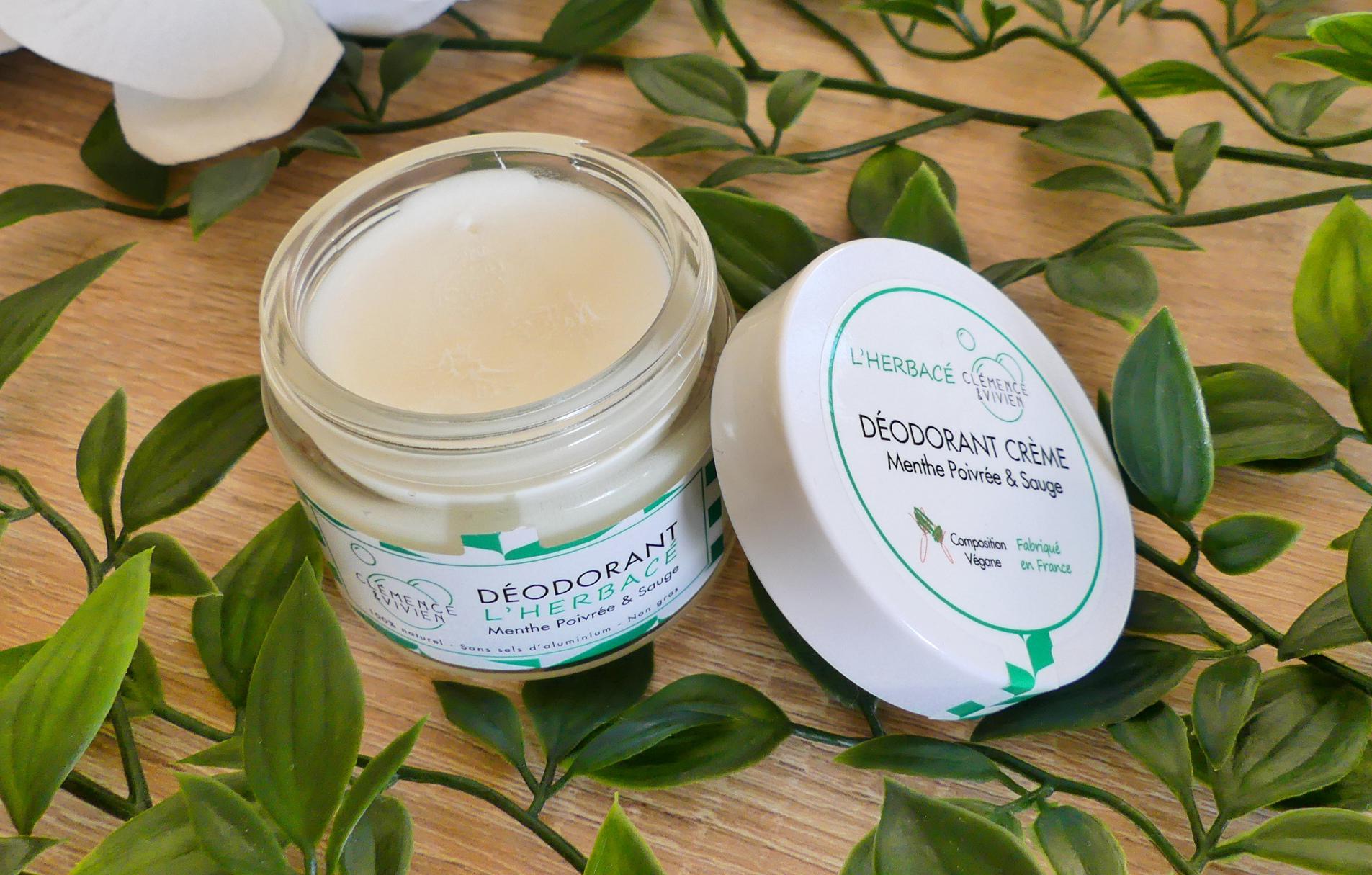 deodorant efficace sur transpiration excessive