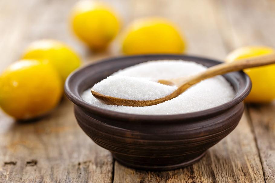 5 astuces pour l'utilisation de l'acide citrique