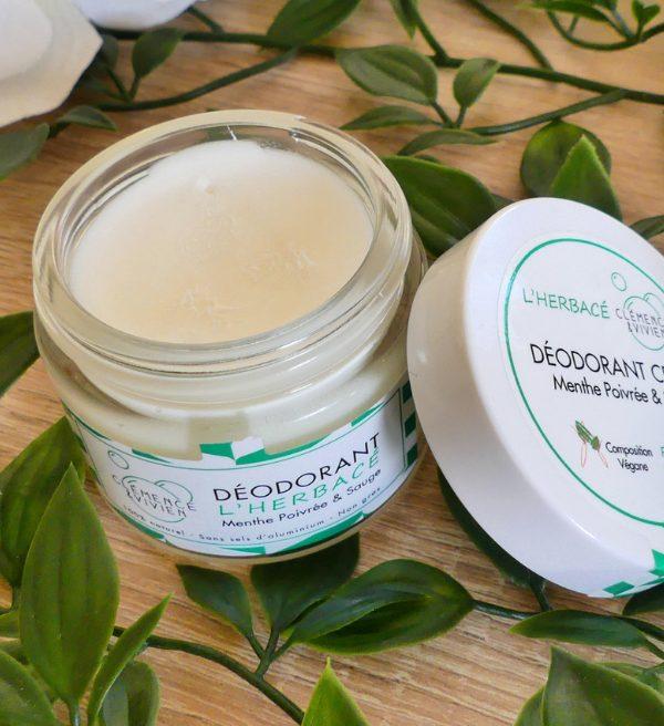 déodorant bio naturel